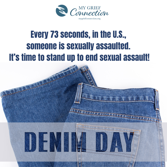 Denim Day - April 28, 2021