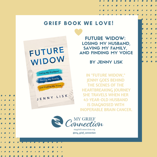 Future Widow by Jenny Lisk - Book Buy-One-Get-One Until January 10, 2021