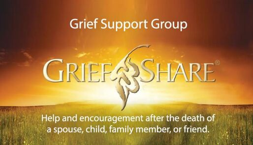 GriefShare at Nampa First Church of the Nazarene - Begins 17 Jan 2021