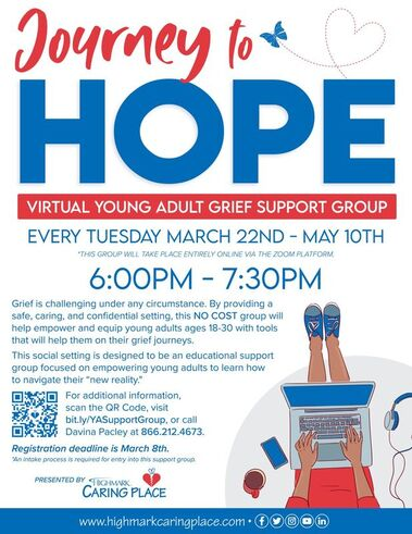 Journey to Hope Support Group